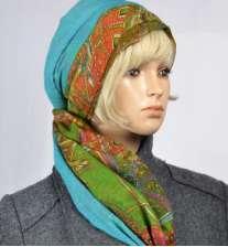 Ткань для шарфов