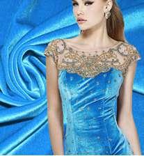 Велюр для сукні